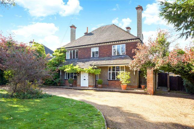 Thumbnail Detached house for sale in Burdon Lane, Cheam, Sutton