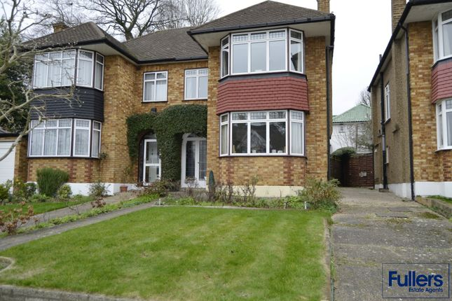Thumbnail Semi-detached house for sale in The Orchard, Bush Hill