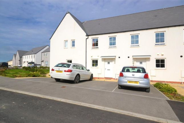Thumbnail Terraced house to rent in Kimlers Way, St. Martin, Looe, Cornwall
