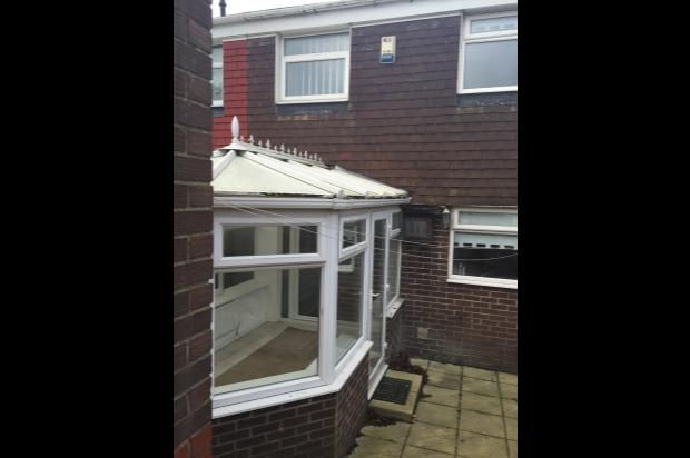 Thumbnail Terraced house to rent in Helmsley Close, Houghton Le Spring, Tyne And Wear