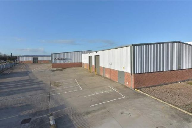 Thumbnail Warehouse to let in Orbit Business Park, Alfred Eley Close, Off William Nadin Way, Tetron Point, Swadlincote, Derbyshire