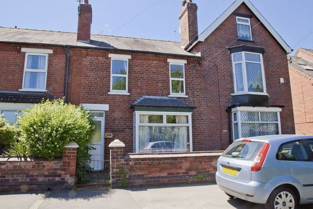 Thumbnail Terraced house to rent in Burton Road, Lincoln