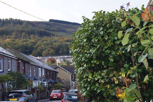 Views From Front of Lyndhurst Street, Mountain Ash CF45