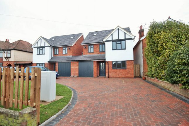 Thumbnail Detached house for sale in Mersea Road, Colchester, Essex