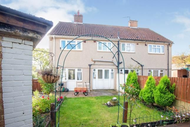 Rear Views of Hereford Way, Chessington KT9