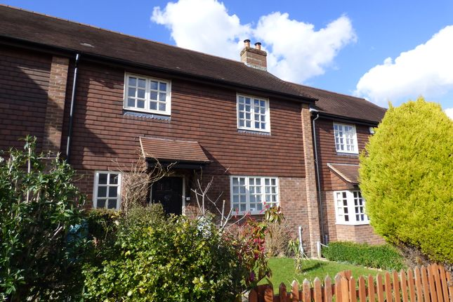 Thumbnail Cottage to rent in Pigeonhouse Yard, Sutton Scotney, Winchester