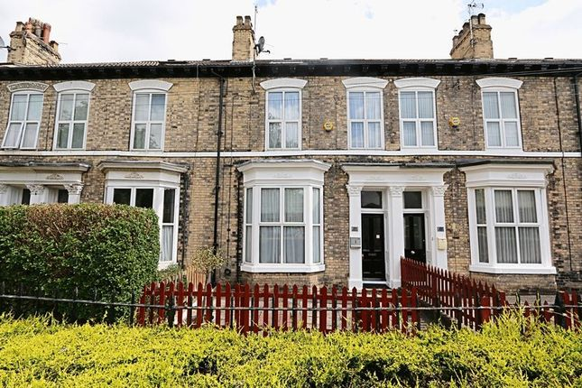 Thumbnail Terraced house for sale in Cavendish Square, Margaret Street, Hull