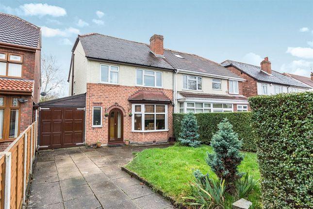 Semi-detached house for sale in Newbridge Road, Birmingham