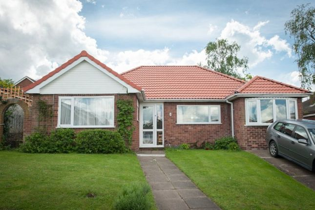 Thumbnail Detached bungalow for sale in Greenway Drive, Sutton Coldfield