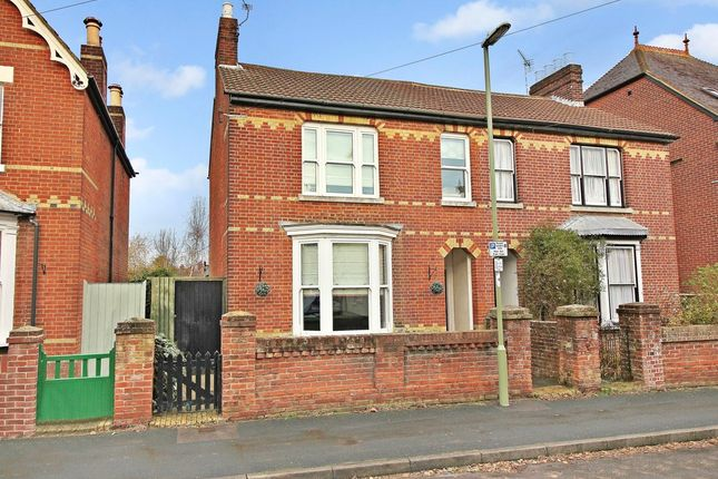 Thumbnail Semi-detached house for sale in Southampton Road, Fareham