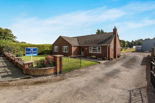 Thumbnail Bungalow for sale in Oak View Chapel Lane, Bronington, Whitchurch