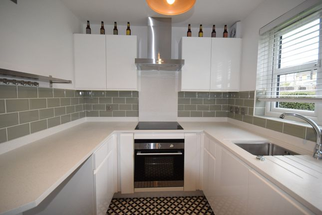 Thumbnail Flat to rent in Le May Avenue, London