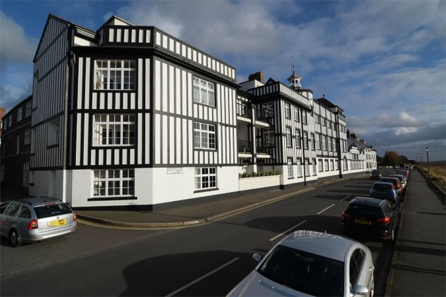 Thumbnail Flat for sale in Mostyn House, The Parade, Parkgate, Cheshire