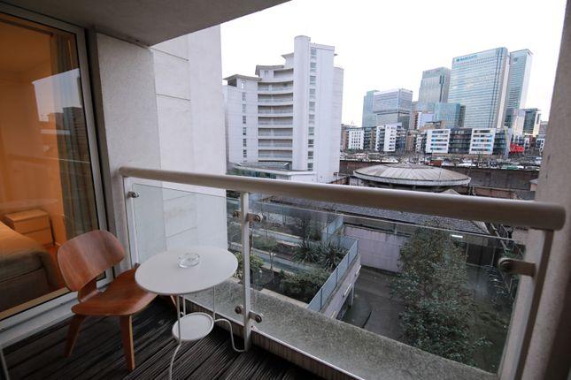 Thumbnail Flat to rent in Blackwall Way, London