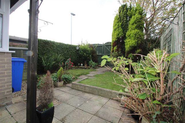 Externally of Doxford Place, Hall Close, Cramlington NE23