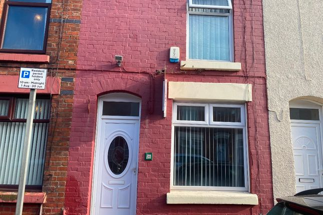Thumbnail Terraced house to rent in Morecambe Street, Tuebrook, Liverpool