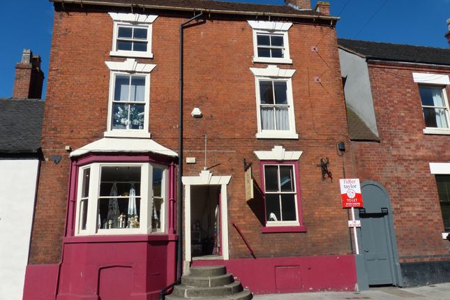 Thumbnail Flat to rent in St John Street, Ashbourne, Derbyshire