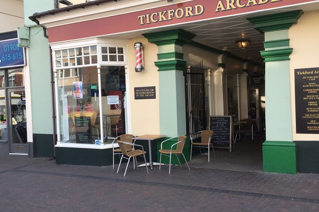 Thumbnail Restaurant/cafe to let in St John Street, Newport Pagnell