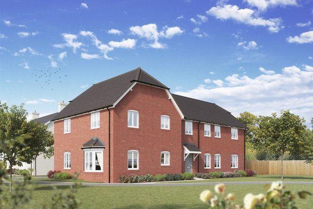 "Thumbnail Flat for sale in ""The Saxon House"" at Salisbury Road, Downton, Salisbury"