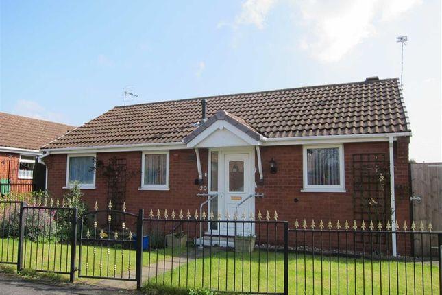 Thumbnail Detached bungalow to rent in Kestrel Close, Carlton, Nottingham