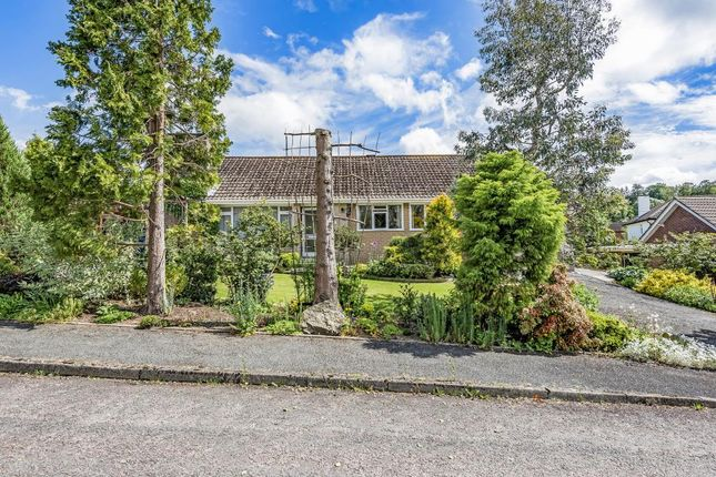 Thumbnail Detached bungalow for sale in Llandrindod Wells, Powys