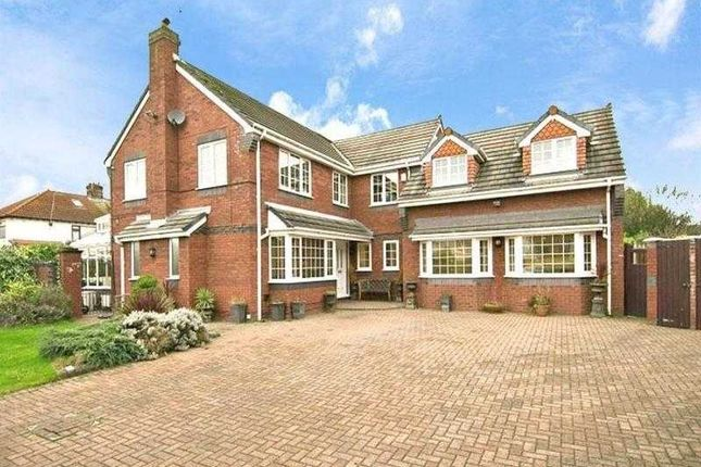 Thumbnail Detached house for sale in Charlwood Avenue, Huyton, Liverpool