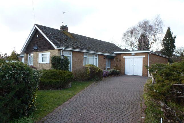 Thumbnail Bungalow to rent in Firway, Gayton, Wirral