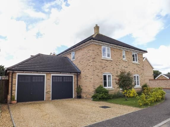 Thumbnail Detached house for sale in Hingham, Norwich, Norfolk