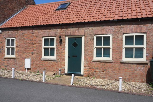 Thumbnail Terraced house to rent in Barley Court, Back Lane, Easingwold