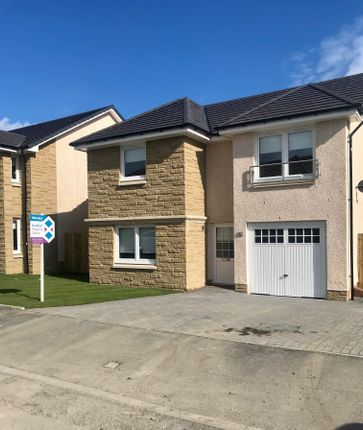 Thumbnail Detached house for sale in Brodie Way, Plains, Airdrie, North Lanarkshire