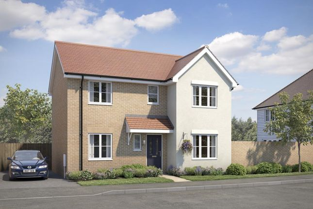 "Thumbnail Property for sale in ""The Purleigh"" at Wetherden Road, Elmswell, Bury St. Edmunds"