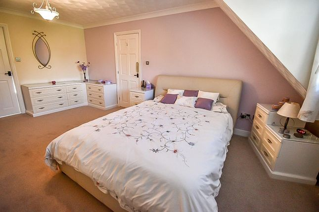 Bedroom Two of Lee Fold, Astley, Tyldesley, Manchester M29