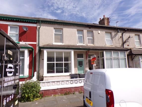 Thumbnail Flat for sale in Warley Road, Blackpool, Lancashire