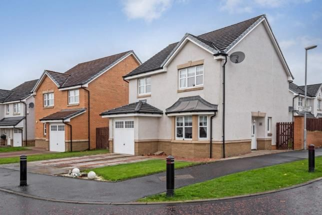 Thumbnail Property for sale in Lochnagar Road, Motherwell, North Lanarkshire, United Kingdom