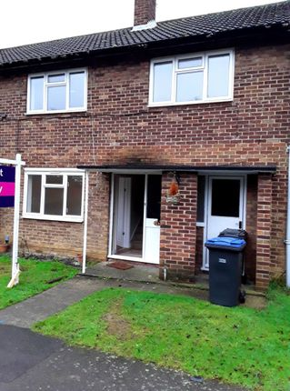 Thumbnail Terraced house to rent in Halling Hill, Harlow