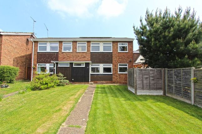 3 bed semi-detached house for sale in Cornwall Gardens, Ashingdon, Rochford