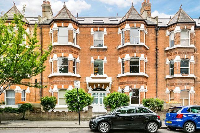 Exterior of Elmfield Mansions, Elmfield Road, London SW17