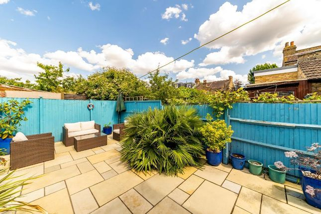 Garden View of Northcroft Road, Ealing, London W13