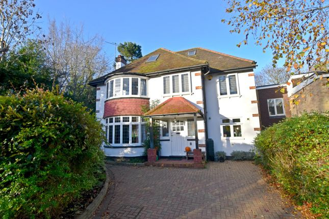 Thumbnail Detached house for sale in Dale Road, Purley