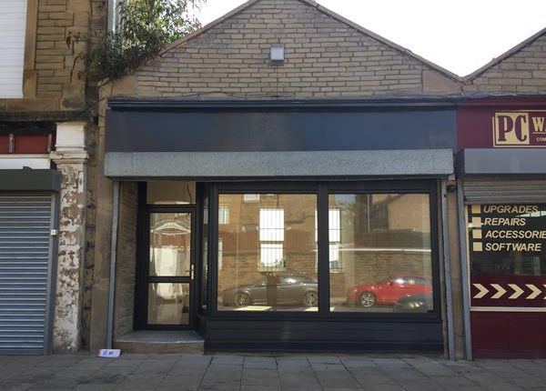 Thumbnail Retail premises for sale in 169A King Cross Road, Halifax