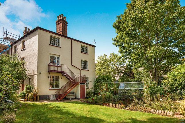Thumbnail End terrace house for sale in Bridge Buildings, Tiverton