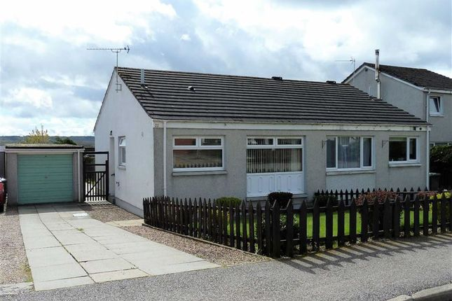 Thumbnail Semi-detached bungalow for sale in Balnabeen Drive, Dingwall, Ross-Shire