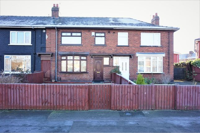 Front View of Cherwell Terrace, Middlesbrough TS3