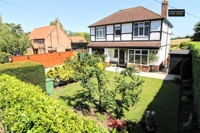 Thumbnail Detached house for sale in Main Road, Hatcliffe