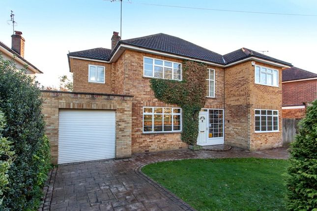 Thumbnail Detached house for sale in Hyde Green, Marlow, Buckinghamshire