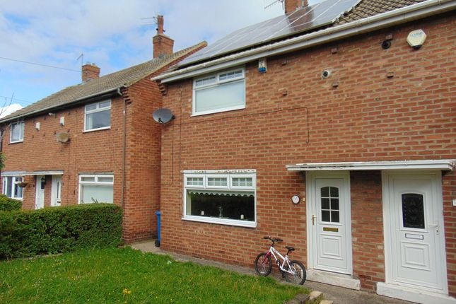 Thumbnail Semi-detached house for sale in Essex Crescent, Seaham