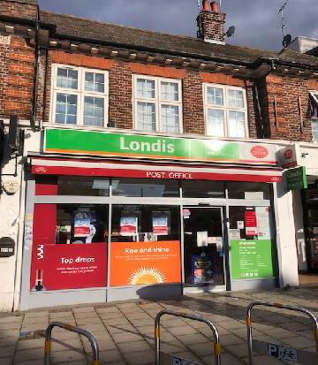 Thumbnail Retail premises for sale in North Harrow, London
