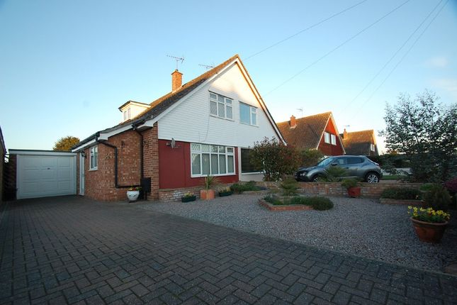Thumbnail Property for sale in Vine Drive, Wivenhoe, Colchester, Essex
