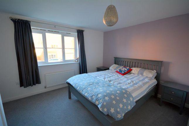 Master Bedroom of Adams Court, Shildon DL4