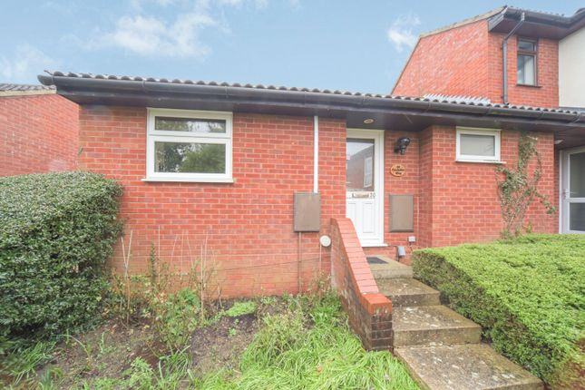 Thumbnail Bungalow to rent in Carshalton Way, Lower Earley, Reading